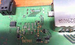HDMI connector reparatie