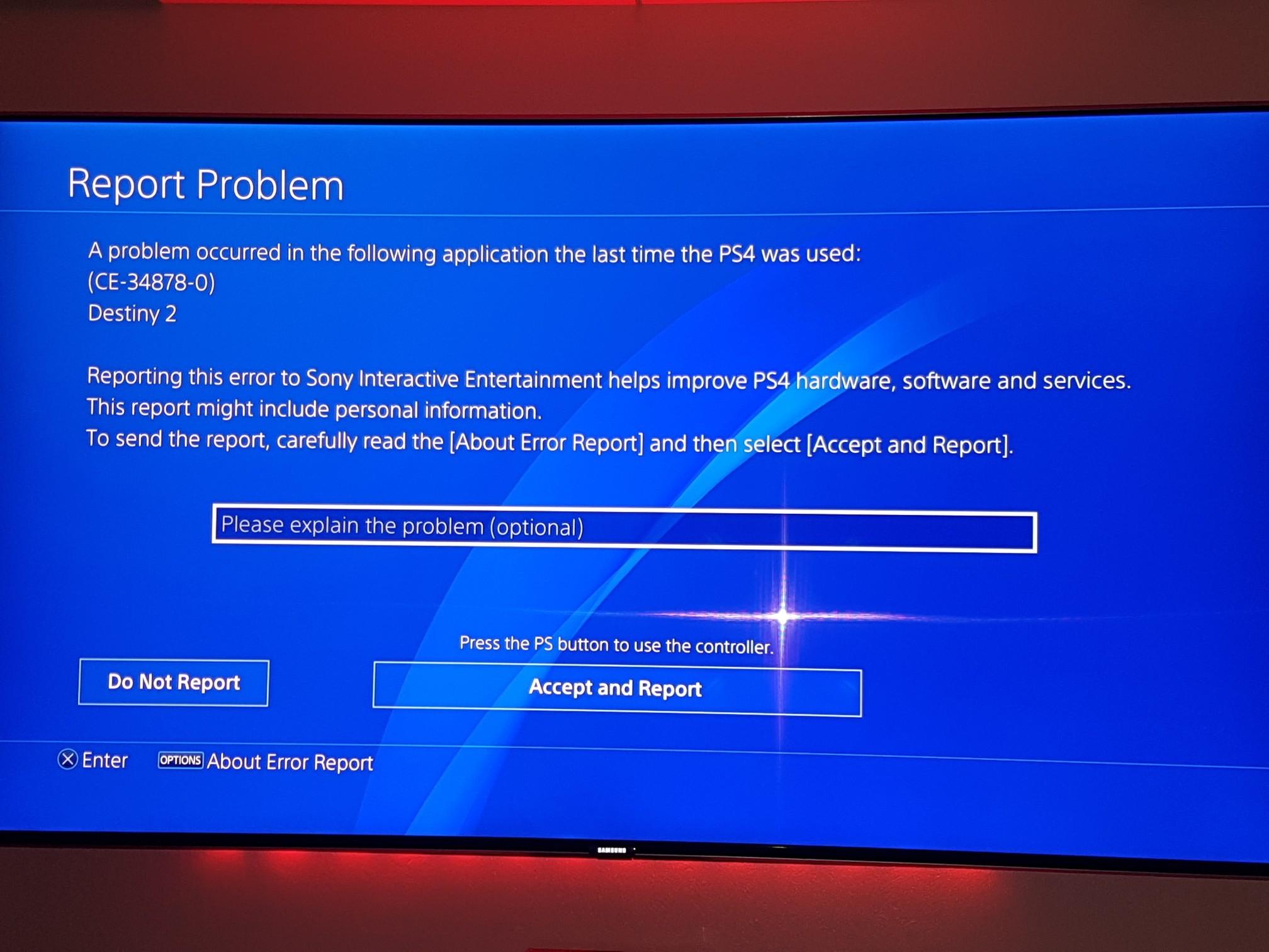 PS4 disc read error - Console Reparaties