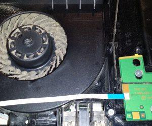 Ventilator ps4 schoonmaken