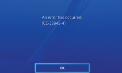 PlayStation 4 software/firmware problemen