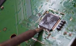 defecte PS3 HDMI controller IC