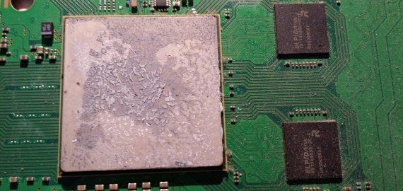 PS3 CPU koelpasta vervangen