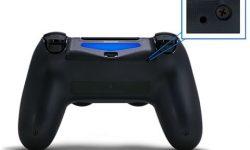 PS4 controller resetten