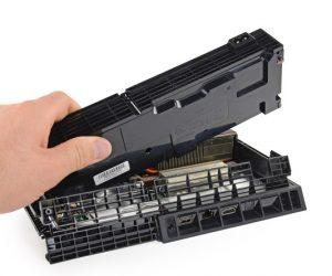 PS4 voeding reparatie
