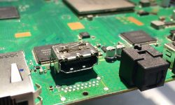 PlayStation 3 HDMI poort reparatie