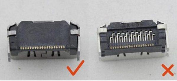 Playstation 4 HDMI poort/connector V2