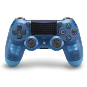 PlayStation 4 Dualshock 4 Controller V2 Crystal Blue