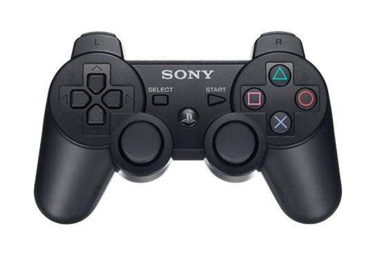 Sony PS3 Dualshock 3 Controller Draadloos | Zwart