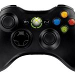 xbox-360-controller-zwart