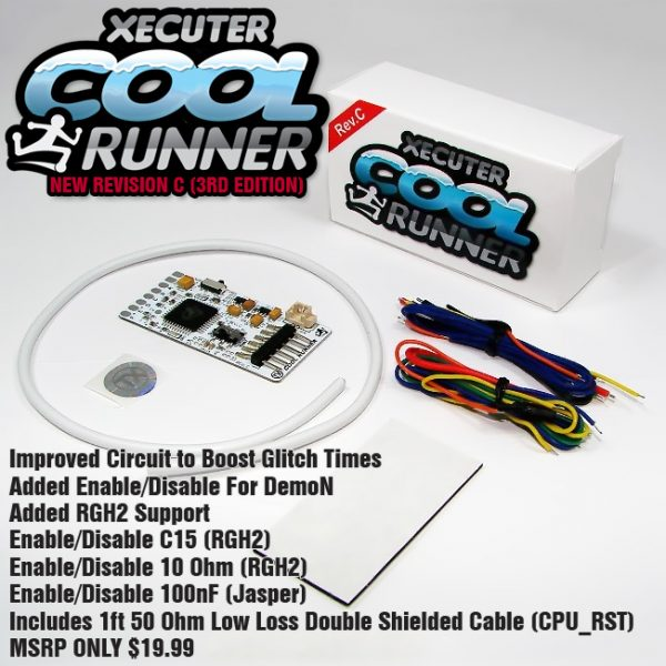 Xecuter Coolrunner 1 Rev.C