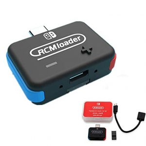Nintendo Switch RCM Payload Dongle