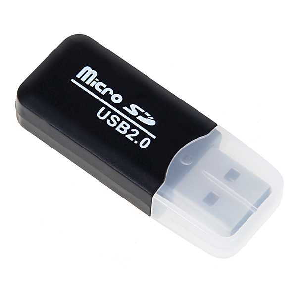 Micro SD Card Reader USB 2.0
