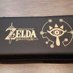 Nintendo Switch Zelda draagtas