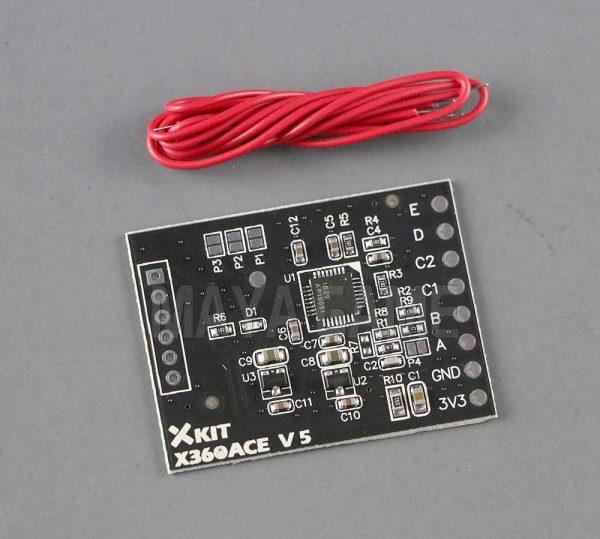 X360 Ace V5 RGH Chip