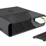 Xbox 360 harde schijf installeren