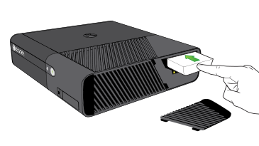 Xbox 360 harde schijf 250GB (Model Slim)