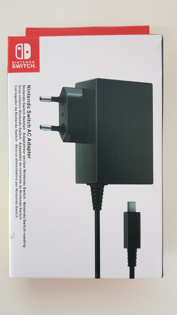 Nintendo Switch Adapter 2.6A