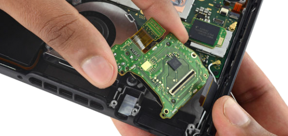 Nintendo Switch Game Card Slot Reparatie