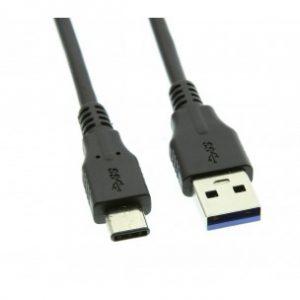 USB-C naar USB-A kabel voor Nintendo Switch