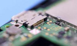 Beschadigde USB-C poort Nintendo Switch