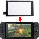 Nintendo Switch touchscreen reparatie