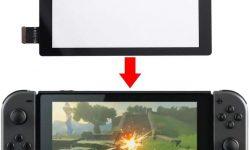 Nintendo Switch touch screen reparatie