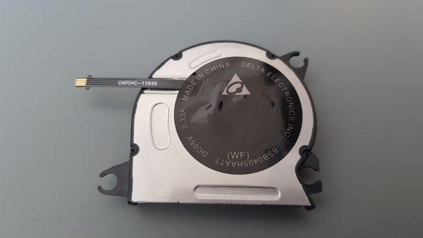 Nintendo Switch ventilator koeling