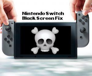 Nintendo Switch unbrick service
