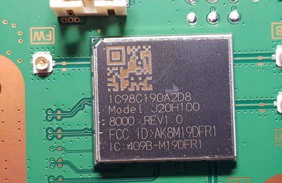 PlayStation 5 Bluetooth/Wifi module reparatie