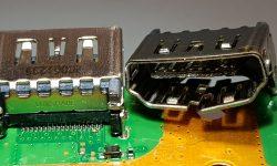 PS5 HDMI poort repareren