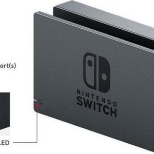 Nintendo Switch Docking Station
